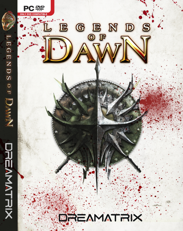 Legends of Dawn Front Cover