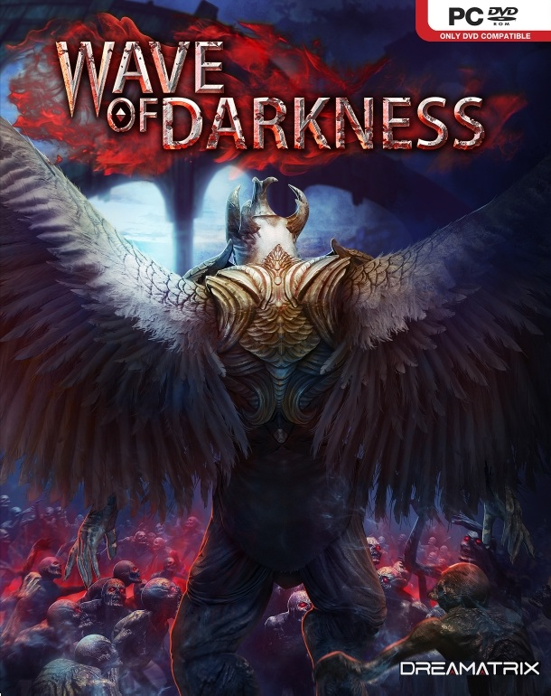 Wave of Darkness Front Cover